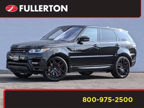 Used Land Rover Range Rover Sport Somerville Nj