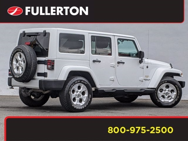Great 2013 Jeep Wrangler Unlimited Sahara In Somerville, NJ   Fullerton Ford