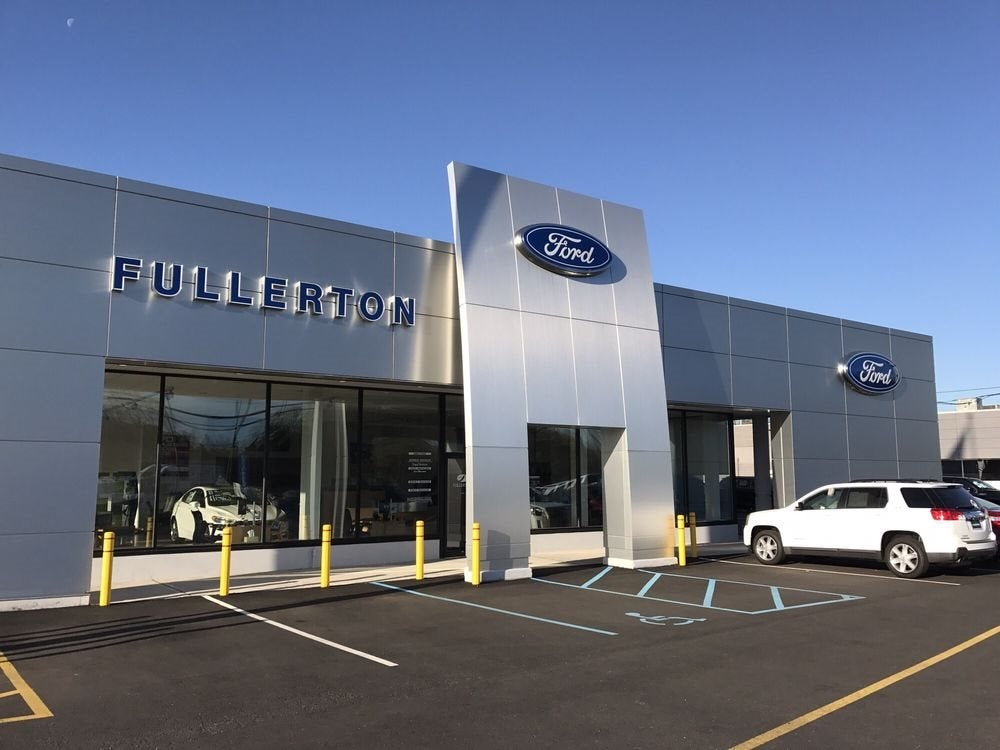 Ford Dealers Nj >> Ford Car Dealership Near Edison Nj New And Used Cars
